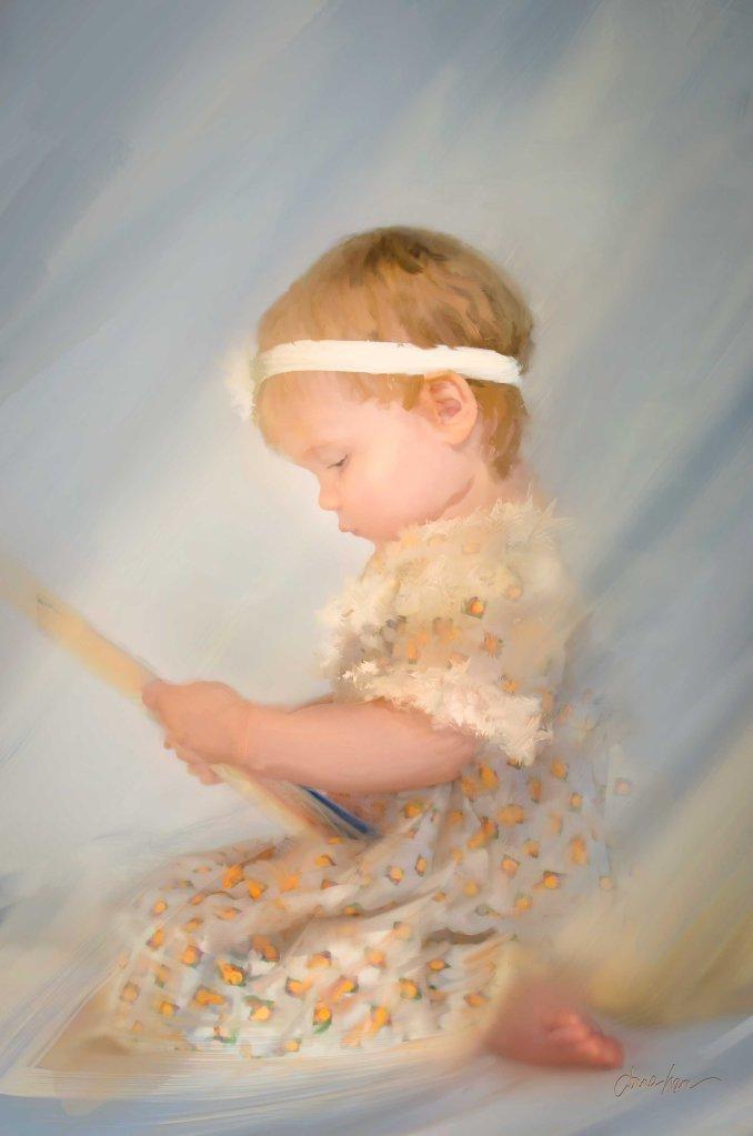 Gwen paint-